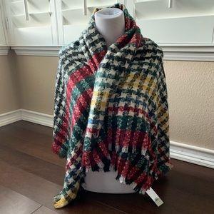 bp Accessories - New BP Multi color square scarf